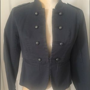Military style Halogen jacket. From Nordstrom's